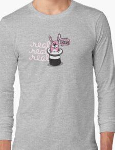 Real Fake Long Sleeve T-Shirt