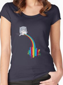 peebow Women's Fitted Scoop T-Shirt