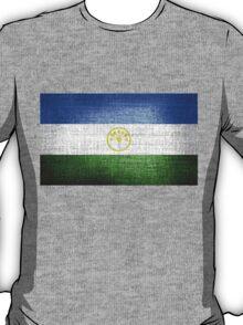 Bashkortostan Flag T-Shirt