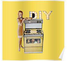 DIY. Poster