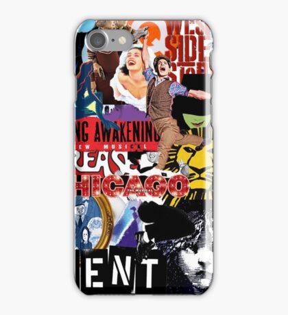Broadway's Best iPhone Case/Skin