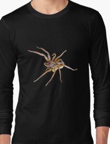 Large Spider Long Sleeve T-Shirt