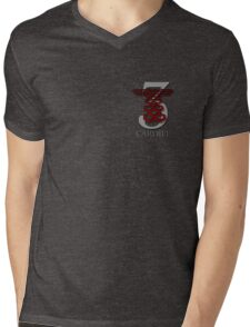 Torchwood Three Mens V-Neck T-Shirt