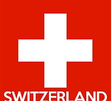 flag of Switzerland by tony4urban