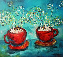Starry Starry Cocoa by Annie Riker
