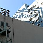 Orpheum Theatre Down Town Los Angeles by Tijen