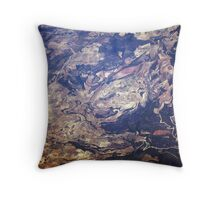 somewhere past the ionian sea Throw Pillow