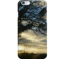Sunset in Exeter iPhone Case/Skin