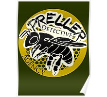 Preller Detective Agency Poster