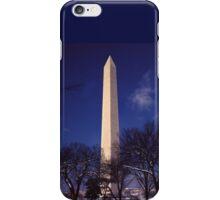 Washington Monument 7 iPhone Case/Skin
