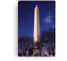 Washington Monument 7 Canvas Print