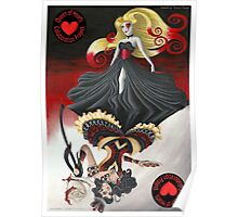 The Queen of Hearts Collaboration Poster