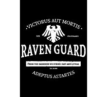 Raven guard Photographic Print