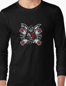 Bunny Rabid (Hot Version) Long Sleeve T-Shirt
