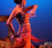 Spanish Dancer by BlaizerB