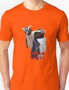 HELLO BABY - PENGUINS    TEE T-Shirt