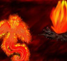 Born of Fire by Sandra Chung