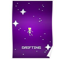 Drifting in Space Poster