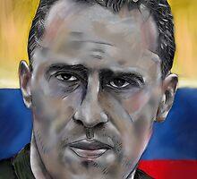 David Ospina by ArsenalArtz
