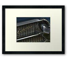 'Cadillac' Framed Print
