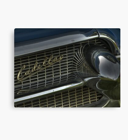 'Cadillac' Canvas Print