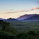Port Hinchinbrook Lookout by Cameron Galipo