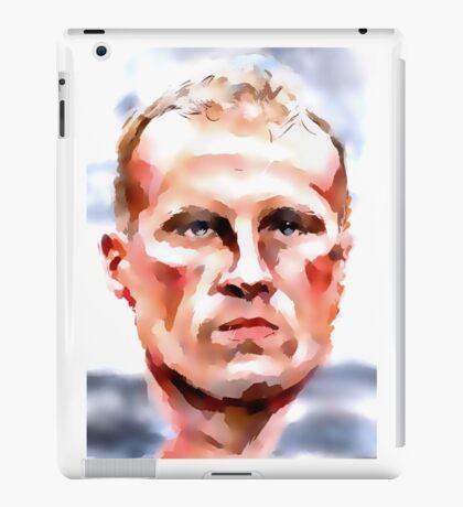 Dennis 'The Iceman' Bergkamp iPad Case/Skin