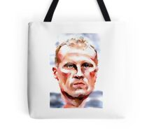 Dennis 'The Iceman' Bergkamp Tote Bag