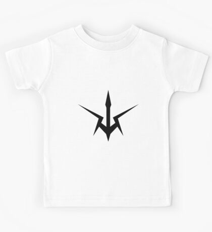 Code Geass - Black Knights Symbol Kids Tee