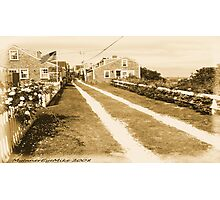 #536       Main Street  U.S.A.  Photographic Print