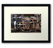 Highly Mechanical Framed Print