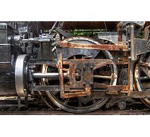 Highly Mechanical Photographic Print