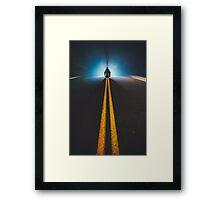 Morning Fog - MohawkPhotography  Framed Print