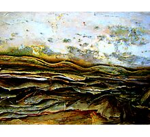 Rugged Terrain Photographic Print