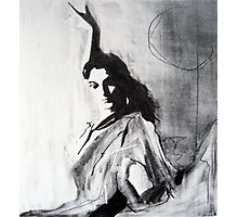 Flamenco Dancer II Photographic Print