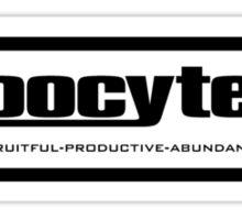 OOCYTE Sticker