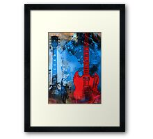 Music II Framed Print