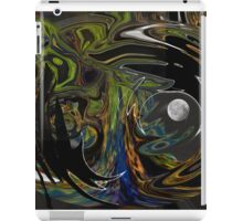 Evolution, Revolution, Cosmological Discongruities iPad Case/Skin