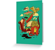 Yumderlizards Greeting Card