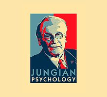 Carl Jung Psychology by Garaga