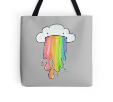 Cloud Vomit Tote Bag