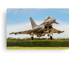 Eurofighter Typhoon FGR.4 ZK308/TP-V Canvas Print
