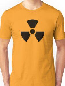 Danger Radioactive decay Unisex T-Shirt