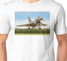 Eurofighter Typhoon FGR.4 ZK308/TP-V Unisex T-Shirt