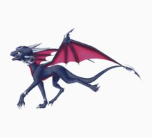 Cynder Passing By Kids Clothes