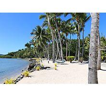 Island Paradise Photographic Print