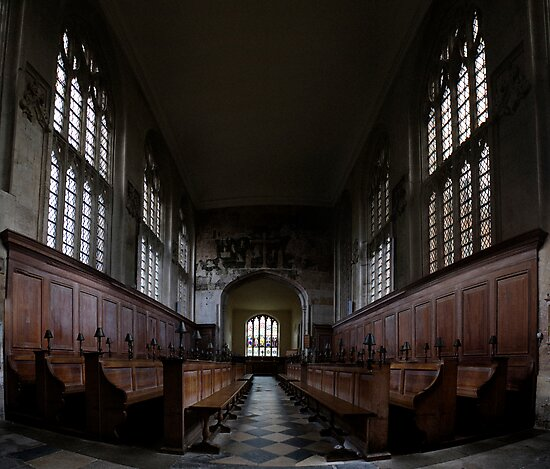 The Guild Chapel, Stratford-upon-Avon by Darren Wright