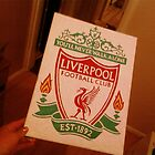 LIVERPOOL BADGE by dannyxvicky