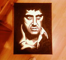 SCARFACE by dannyxvicky