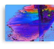 Blue Sunshine-Available In Art Prints-Mugs,Cases,Duvets,T Shirts,Stickers,etc Canvas Print